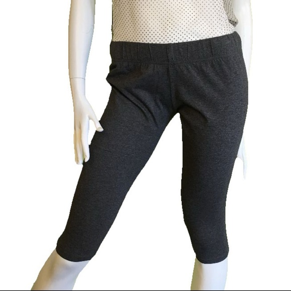 0b1877e49671 Shirimiri Short Gray Leggings